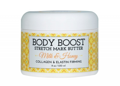 Body Boost Stretch Mark Butter Milk & Honey
