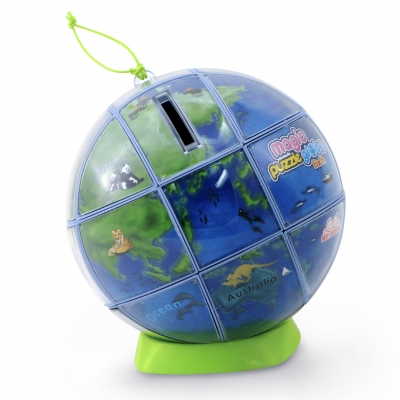 BEST LEARNING Magic Puzzle Globe: Earth