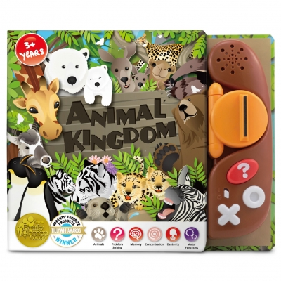 BEST LEARNING Book Reader Animal Kingdom