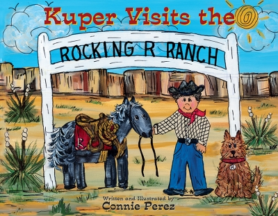Kuper Visits the Rocking R Ranch