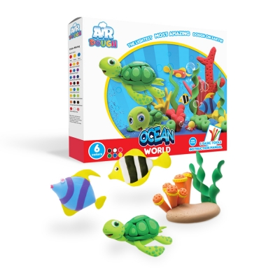 Air Dough: Ocean World