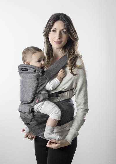 HIPSTER Smart 3D hip seat baby carrier
