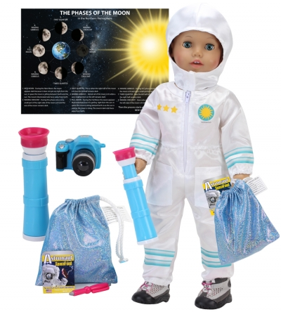 Smithsonian Astronaut Play Set for 18