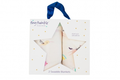 Swaddle Blanket 2 Pack