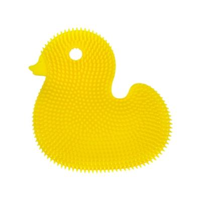 Silicone Duck Scrub