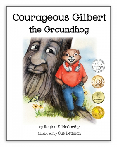 Courageous Gilbert the Groundhog