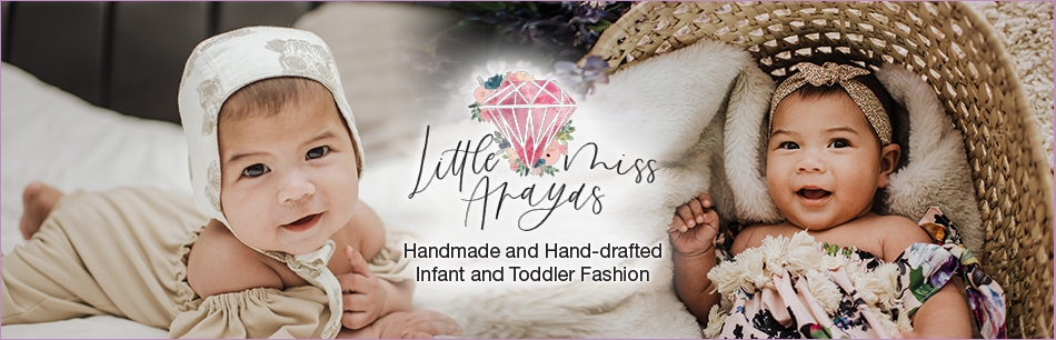 Handmade Fashion Forward, Comfortable and Unique Clothing Label for Every Young Girls' Wardrobe