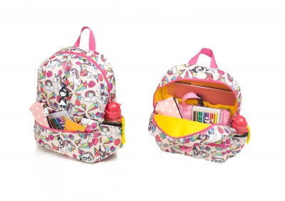 Zip and Zoe Kid's Junior Unicorn Backpack