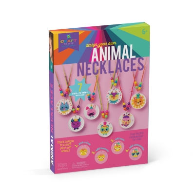 Craft-tastic DYO Animal Necklaces