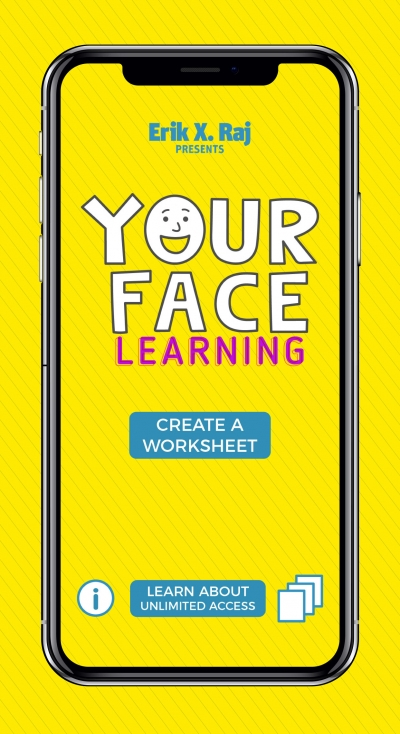 Your Face Learning (iOS app)