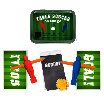 Table Soccer On-the-Go