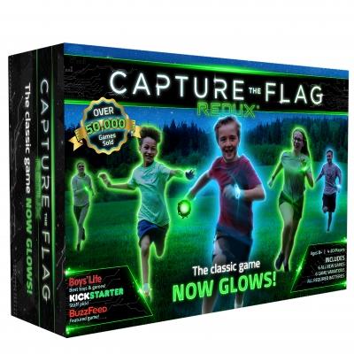 Capture the Flag: REDUX