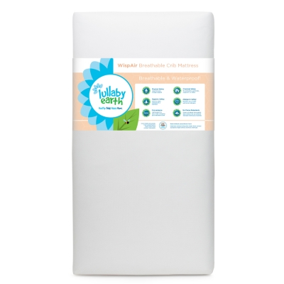 WispAir Breathable Crib Mattress