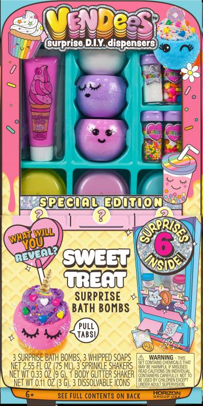 Sweet Treat Vendees