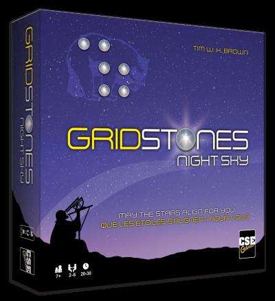 Gridstones: Night Sky