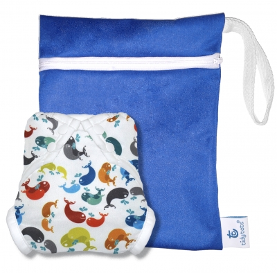 Tidy Tots One Size Swim Diaper Set