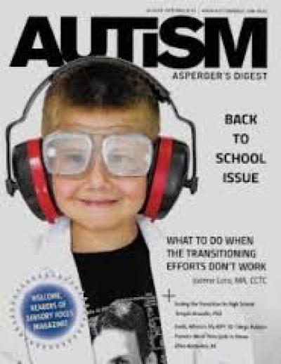 Autism Asperger's Sensory Digest