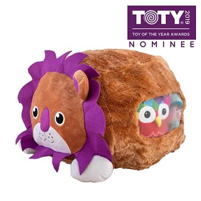 hugable Hungry Lion Bag
