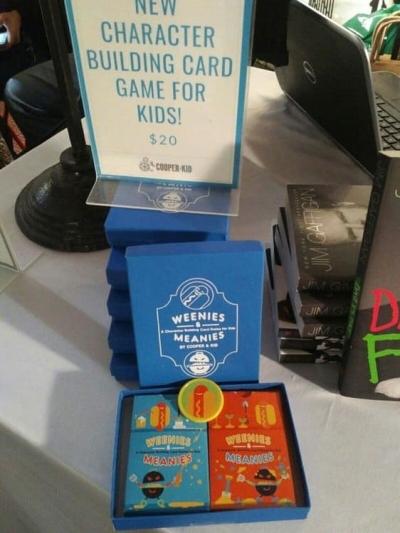 Weenies & Meanies Card Game