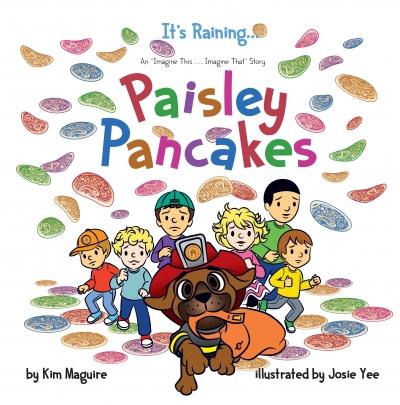 Paisley Pancakes