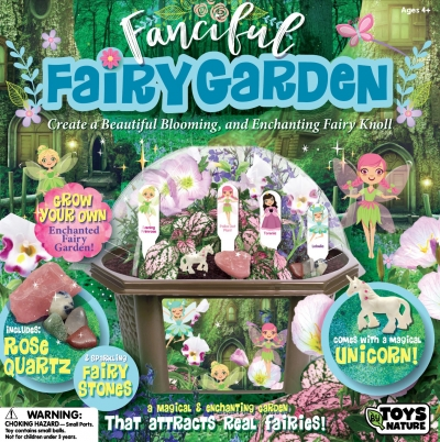 Fanciful Fairy Garden