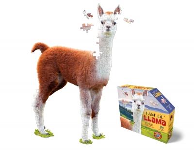 I AM LiL' Llama, Madd Capp Jr. Puzzles