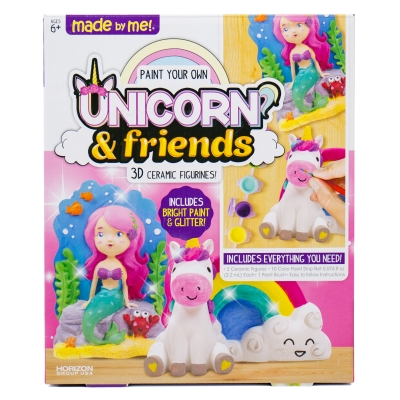 Made By Me Unicorn & Friends