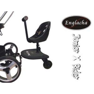 Englacha 2-in-1 Junior X Rider