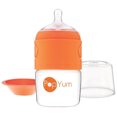 5oz PopYum Anti-Colic Formula Making Baby Bottle