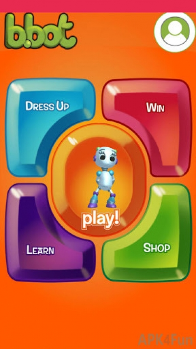 b.bot, be bright, be brilliant - Potty Training Mobile app