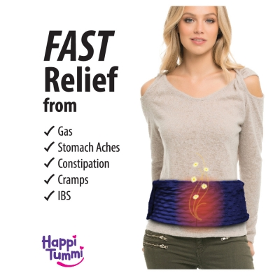 Happi Tummi Relief Herbal Waistband for Mom & Family