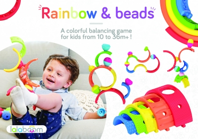Lalaboom rainbow