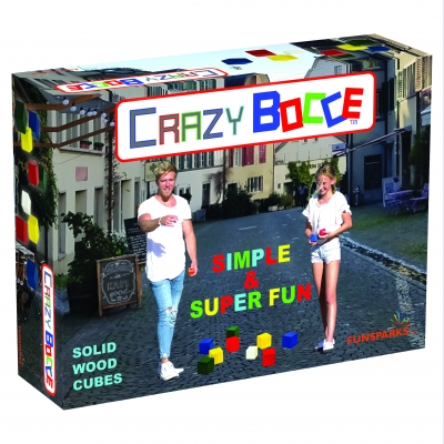 Crazy Bocce - New take on a classic game