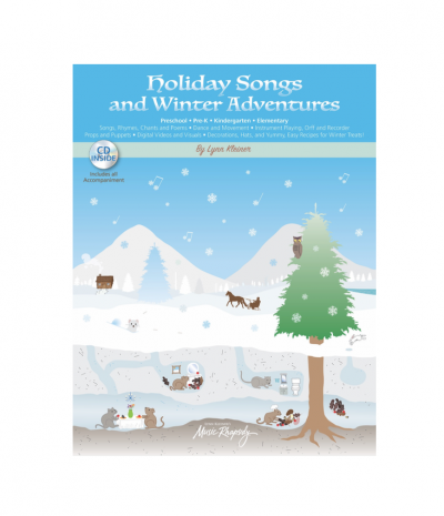 Holiday Songs and Winter Adventures