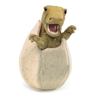 Folkmanis Dinosaur Egg