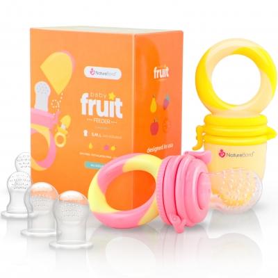 NatureBond Baby Fruit & Food Feeder