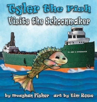 Tyler the Fish Visits the Schoonmaker