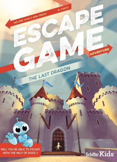 Escape Games Adventure: The Last Dragon