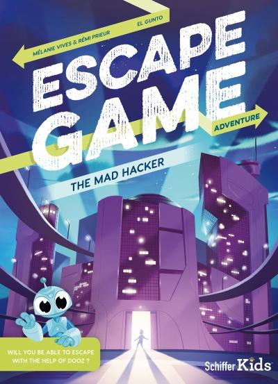 Escape Games Adventure: The Mad Hacker