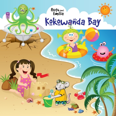 KOKOWANDA BAY by Ruth and Emilia (CD)
