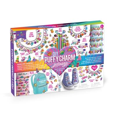 Craft-tastic Puffy Charm Palooza Kit