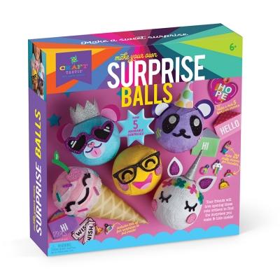 Craft-tastic Surprise Balls Craft Kit