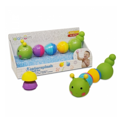 Catersplash with educational beads