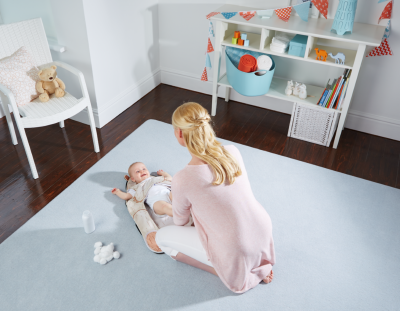 The Wriggler Portable Changing Pad