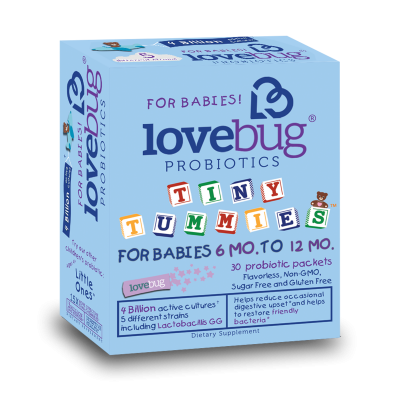 Tiny Tummies 6-12 mo Probiotic