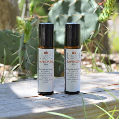 Punkin Butt Soothing Oils