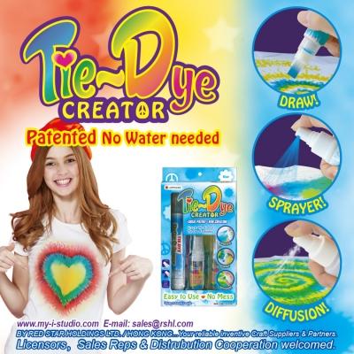 Make It Tie-Dye Marker