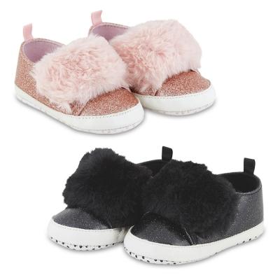 Baby Faux Fur Shoes
