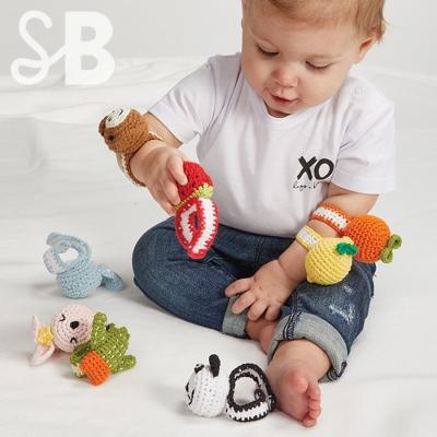 Baby Crochet Wristlets