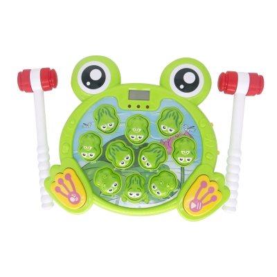 Huggler Whack a frog Interactive toy for kids